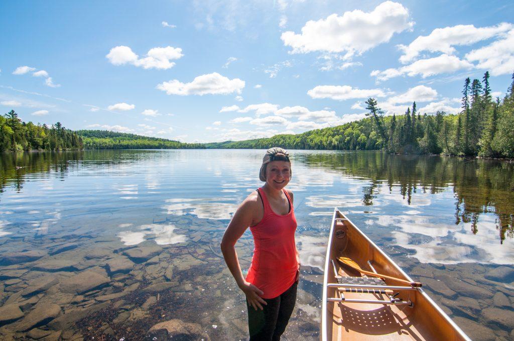 waters fishing boundary bwca clearwater lure lake caribou wrap