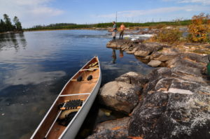 Canoe and Food Outfitting