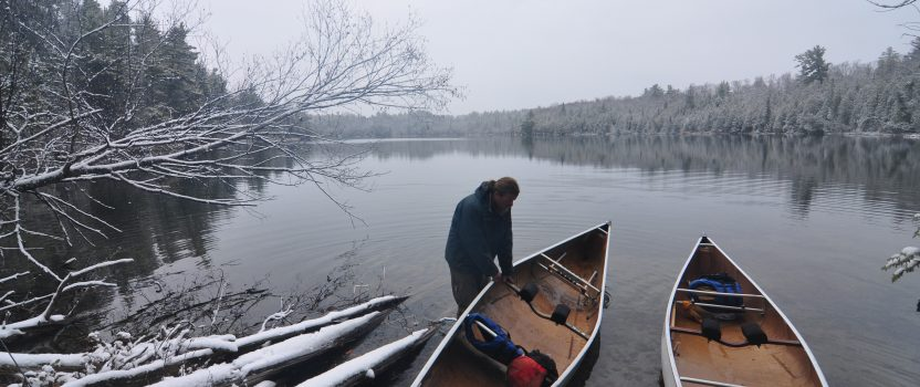 Finding Solitude in the Boundary Waters