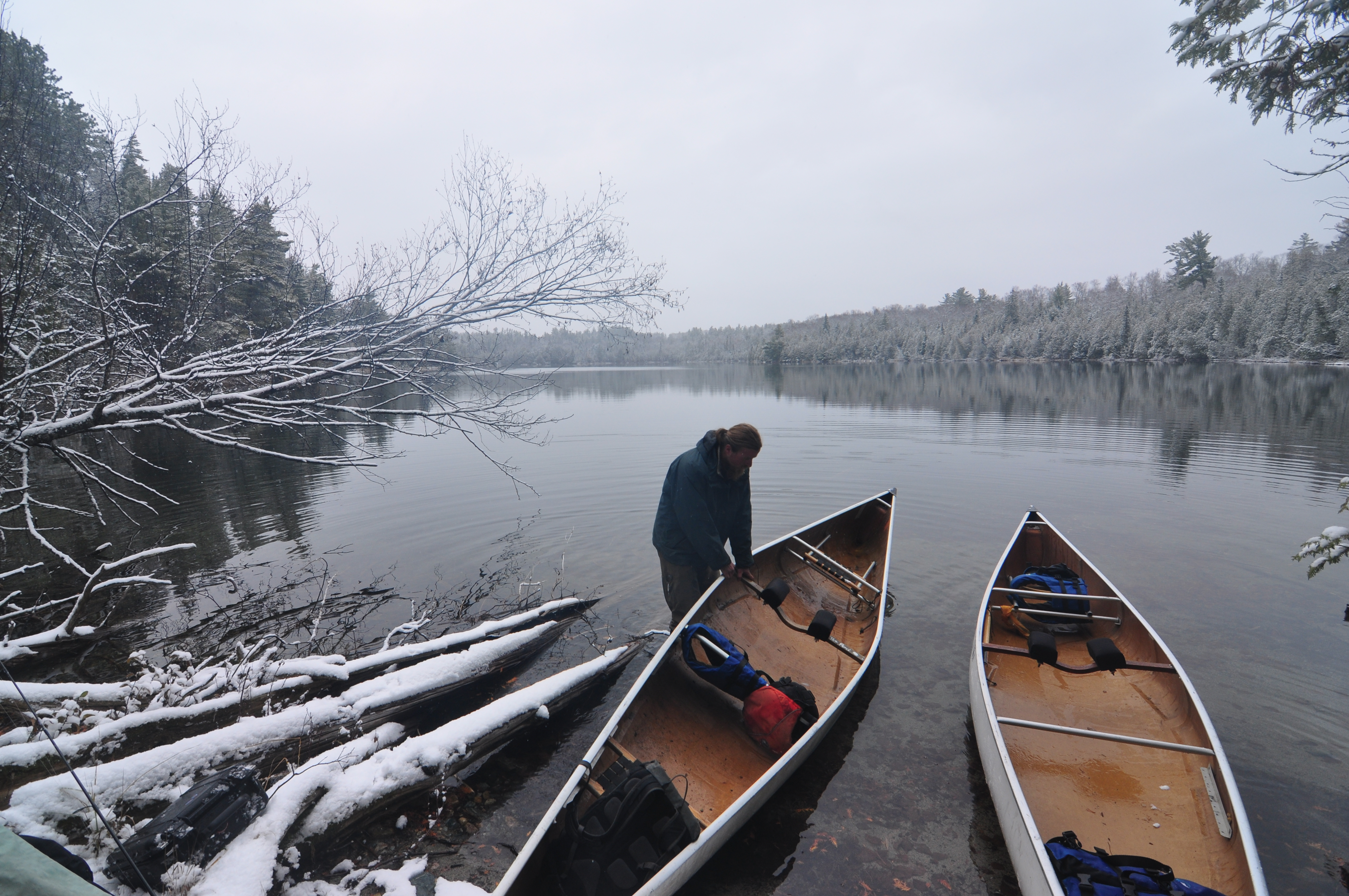 Finding solitude in the boundary waters clearwater for Boundary waters fishing