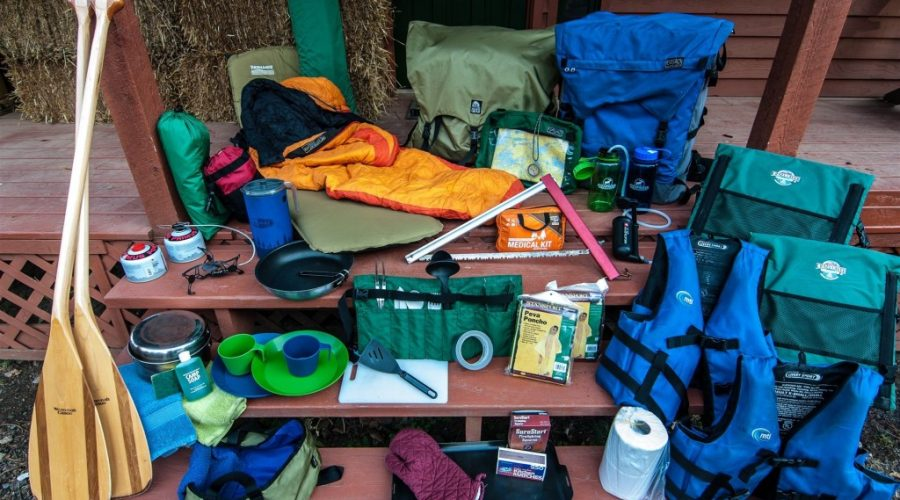 The Advantages of a Fully Outfitted Boundary Waters Canoe Trip