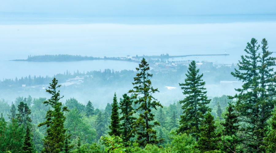 Finding the Best Weather Forecast for the Gunflint Trail