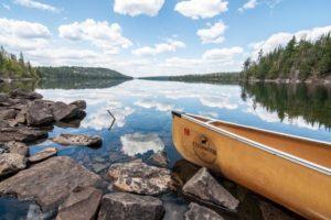 Choosing the Best Canoe for your BWCA Adventure