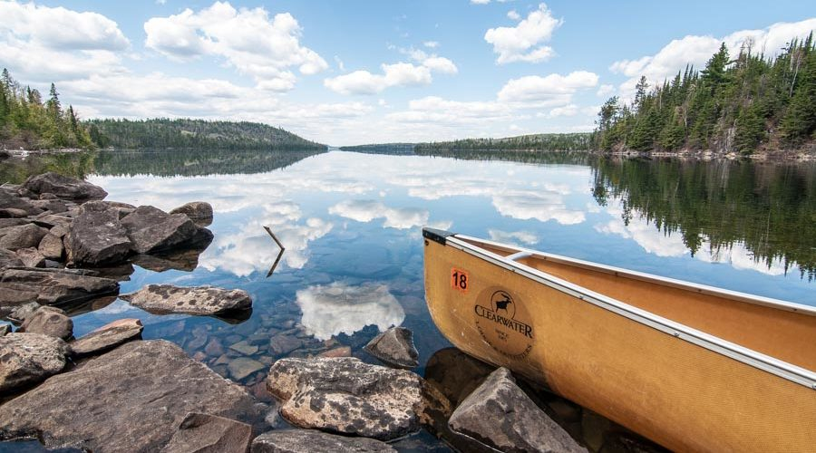 Choosing the Best Canoe for your BWCA Adventure