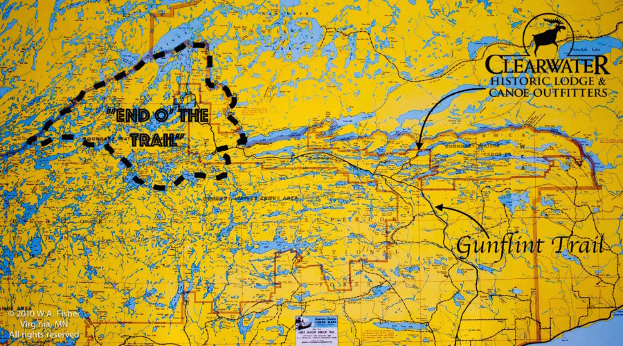 "Exploring the Gunflint Trail: ""End of the Trail"""