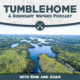 Tumblehome: A Boundary Waters Podcast-Episode 008: On the Water and Around the Fire