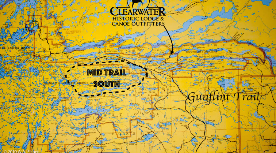 "Exploring the Gunflint Trail: ""Mid-Trail South"""