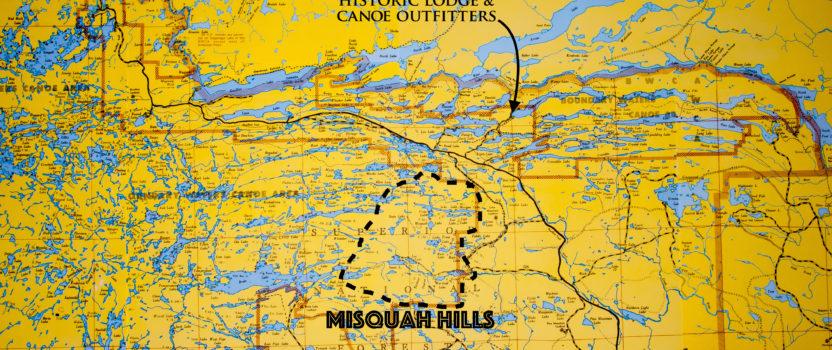 Exploring the Gunflint Trail – Misquah Hills