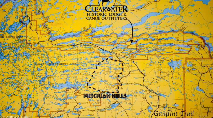 Exploring the Gunflint Trail – Misquah Hills