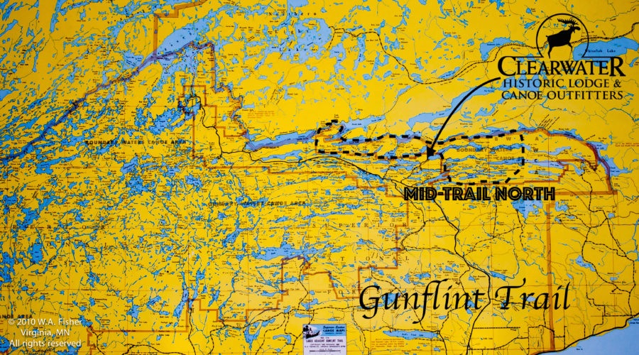 Exploring the Gunflint Trail: Mid-Trail North